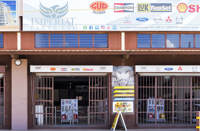 Imperial Parts Ltd Zambia