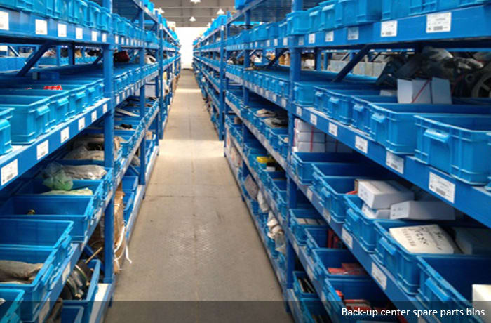 Higer bus and pick-up parts - 1