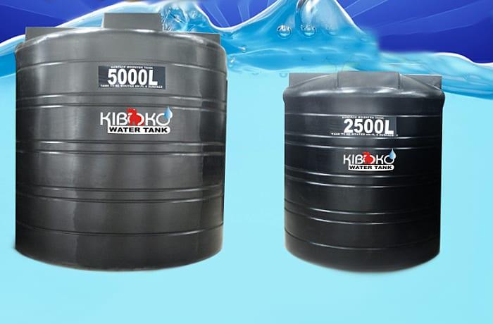 Water storage - 1