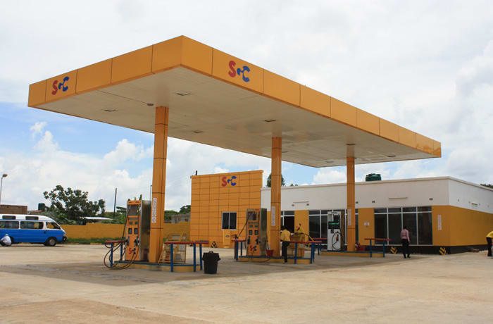 Petrol stations - 2