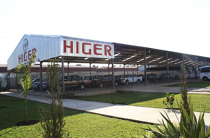 Higer bus and pick-up parts - 0