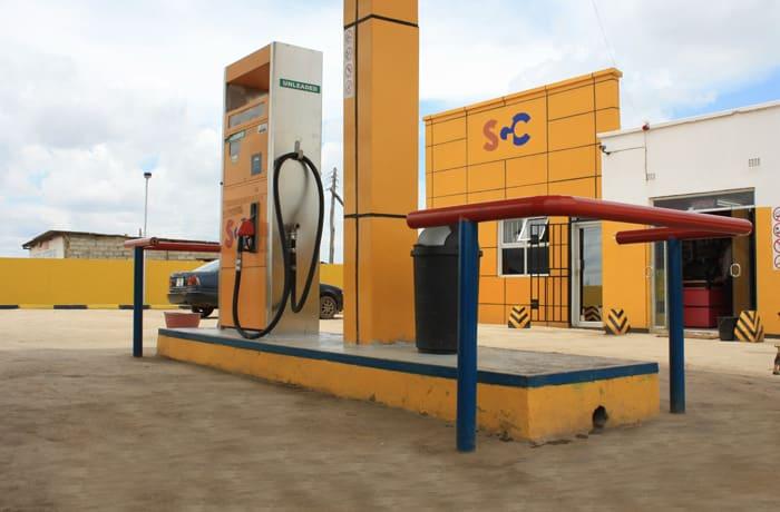 Petrol stations - 1