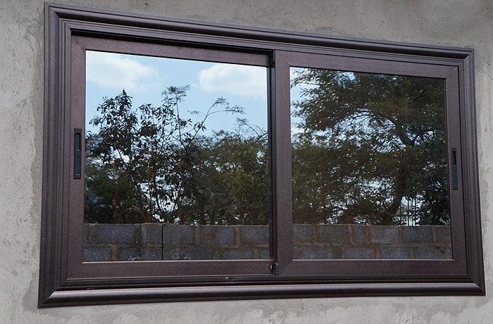 Aluminium windows and doors - 2