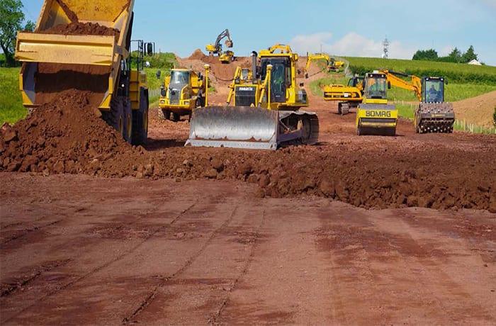 Road contractors - 0