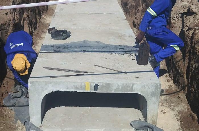 Road contractors - 1