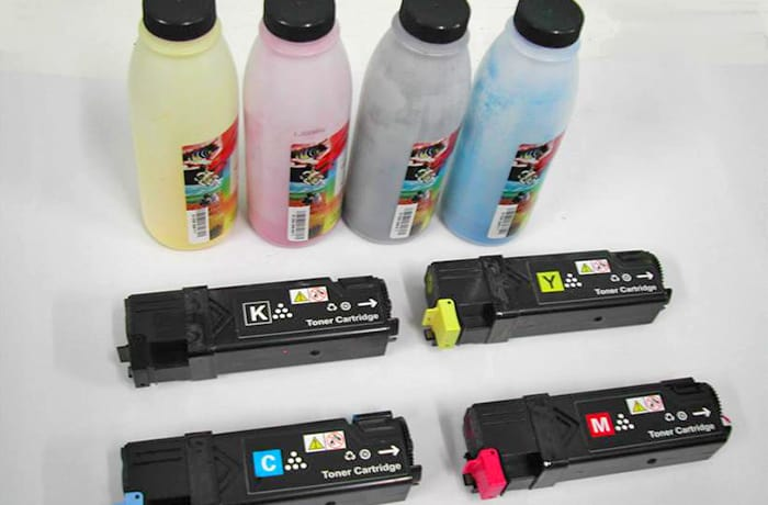 Xerox toner cartridges - 3