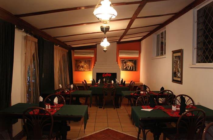 Casual dining restaurants - 0