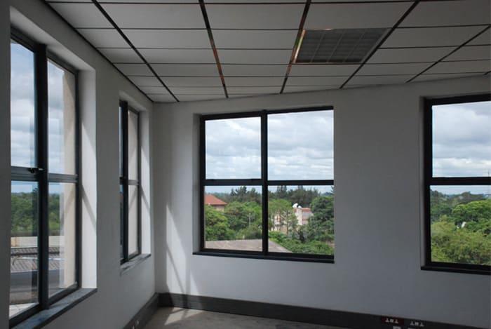 Rapid Aluminium Building Project Management Interiors