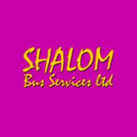Shalom Bus Services logo