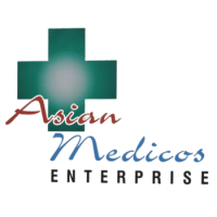 Asian Medicos Enterprise logo