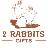 Two Rabbits Gifts logo