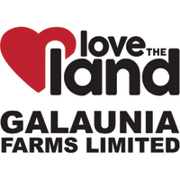 Love The Land logo
