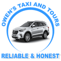 Owen's Taxi and Tours logo