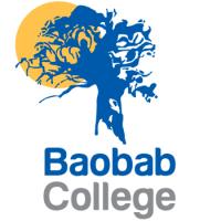 Baobab College logo