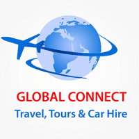 Global Connect Travel Tours and Car Hire logo