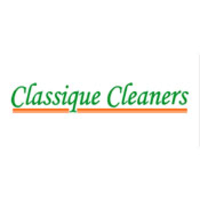 Classique Cleaners logo