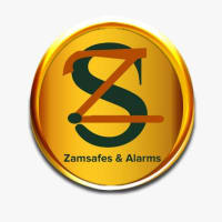 Zamsafes and Alarms logo