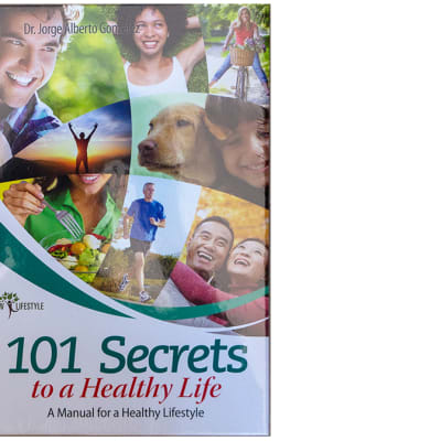 101 Secrets to a Healthy Life - A Manual for Healthy Lifestyle image