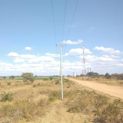 1200 m² vacant land for sale in Chisamba (Zambia) image