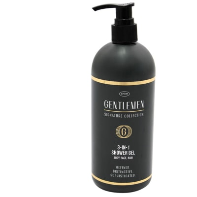 Signature Gentleman's Range! 3 in 1 Shower Gel. Body Face and Hair image