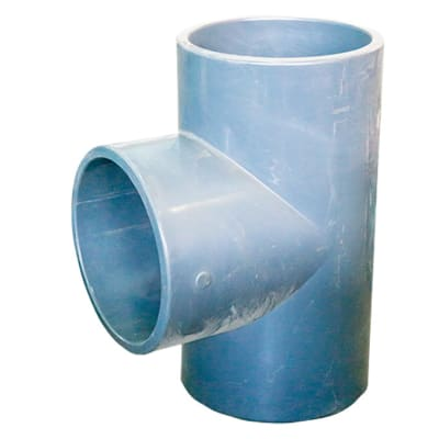4inch HDPE pipe T image