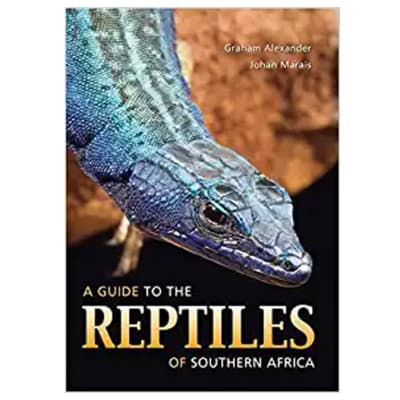 A Guide to the Reptiles  of Southern Africa 408 Pages image