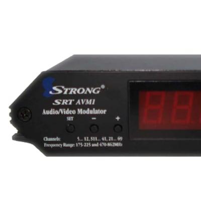 Audio / Video Modulator SRT AVM1 image