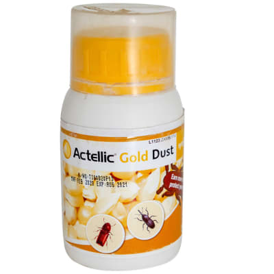 Actellic Gold Dust - Seed Treatment image