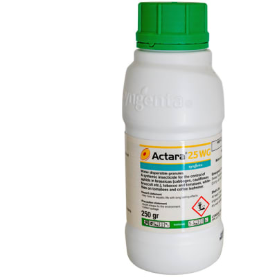 Actara  25 Wg Insecticide 250g  image