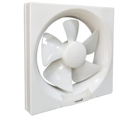 Africab Plastic Exhaust Fan Square Fit  image