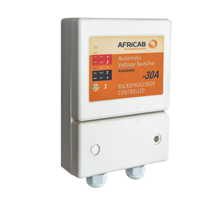 Africab Automatic Voltage Switcher image