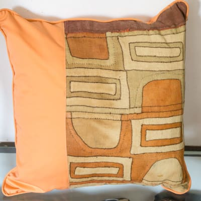 Orange Cushion image