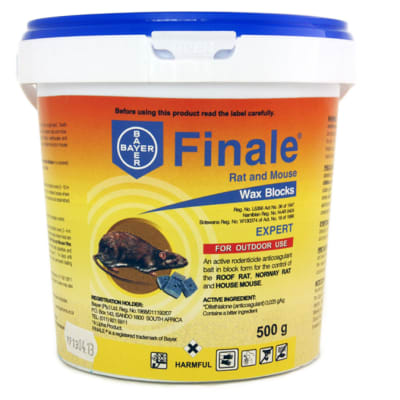 Rodent Control - Finale Wax Blocks image