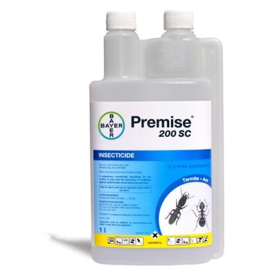 Termite Control Pre & Post-Construction   Premise image