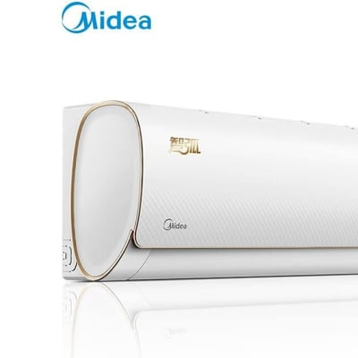Air Conditioning Appliances - Midea cold and warm smart wall-mounted air conditioner - KFR-35GW & WDAA3 image