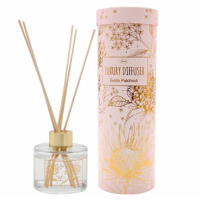 Air Freshener - Perfectly Pretty Room Diffuser - Exotic Patchouli  image