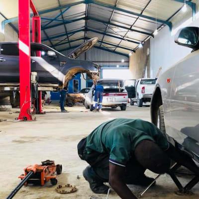 Vehicle Repairs image