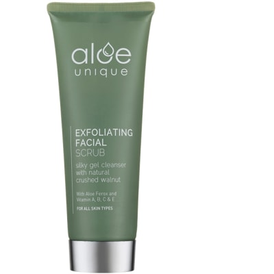 Aloe Unique Exfoliating Facial Scrub  75ml  image