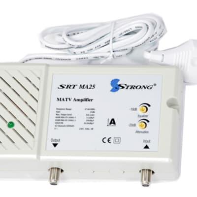 Master Antenna Television - MATV amplifier SRT MA25 image