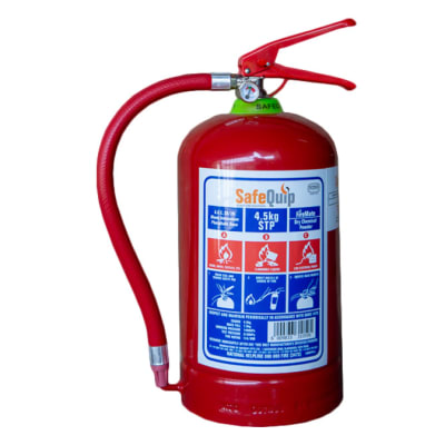 Fire Extinguishers -  4.5kg STP image