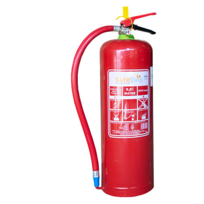 Fire Extinguishers -  9.0l Water image