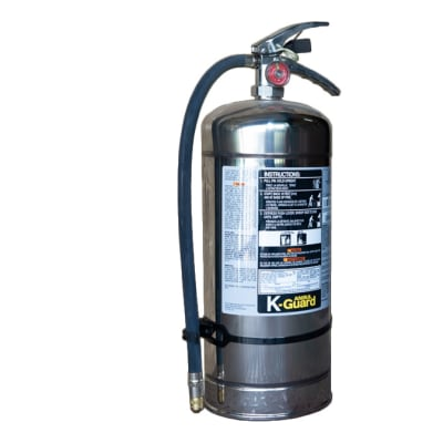 Fire Extinguishers - Wet Chemical Kitchen Extinguisher (Ansul K-Guard)- image