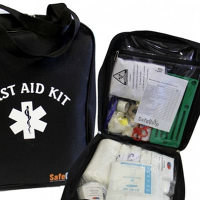 First Aid Kits image