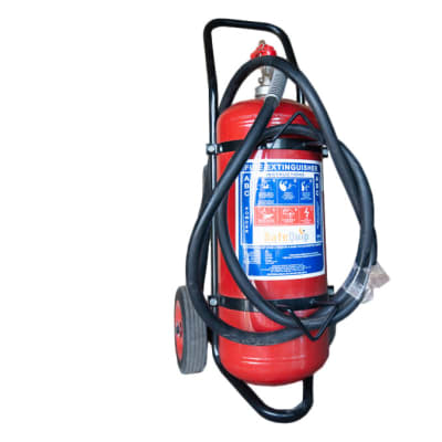 Fire Extinguishers -  Powder (Gross Mass 38kg) image