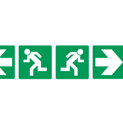 Safety Signs - Directional Signs image