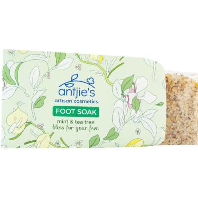 Antjie's Artisan Cosmetics Foot Soak - Mint & Tea Tree  image