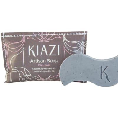Kiazi  Artisan Soap  Charcaol  image