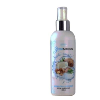 Air Freshener - Argan Oil & Coconut Scentsational Room & Linen Mist image