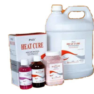 Laboratory Materials - Heat Cure Denture Base Liquid image