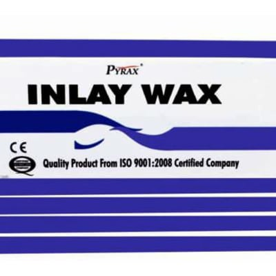 Laboratory Materials - Inlay Wax image